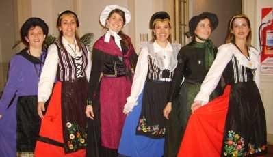 Historias Danzas Y Sabores De Saboya